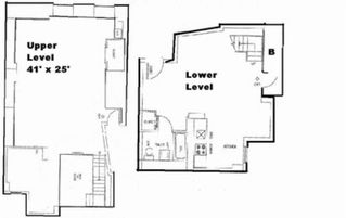 Chelsea apartment photo - Space Plan