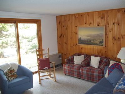Waterville Valley townhome rental - .