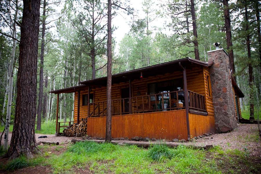 Greer the perfect mountain getaway cabin vrbo for Cabins to rent in greer az