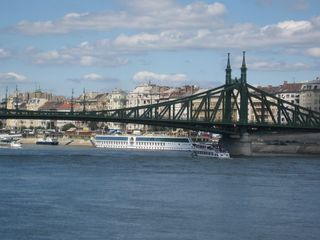 Budapest apartment photo - Short walk to the Danube and its beautiful bridges.