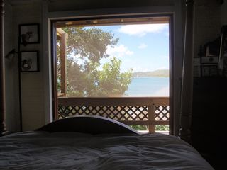Culebra cottage photo - View from Master Bedroom