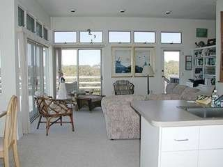 North Truro house photo - Living room
