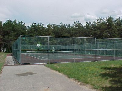 Tennis Courts at Town Jome