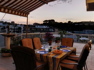 Prati (Vatican area) apartment photo - Terrace (2nd side)