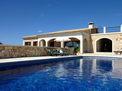 Beautiful new house with pool, quiet area in the countryside close to Es-Trenc-beach