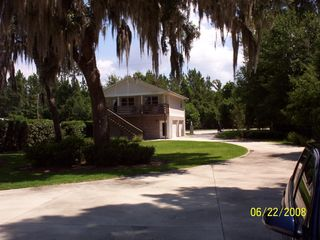 Santa Fe Lake house photo - Front View