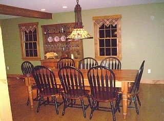 Dining Room - Pittsfield house vacation rental photo
