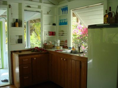 Garden cottage kitchen