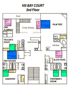 FLOORPLAN: 2nd Floor