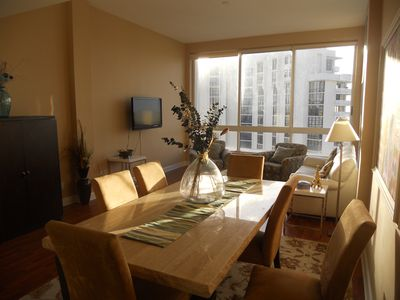 North Bay Village condo rental - Dinning room