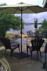 Granite Shoals house photo - View from wrap around/side patio.