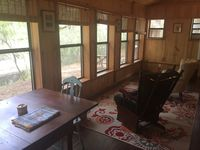 Beautiful river-front cabin overlooking the Upper Suwanee River