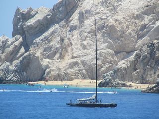 Cabo San Lucas condo photo - 12 Meter America's Cup boats for charter, 4 of them, 80 feet of fun