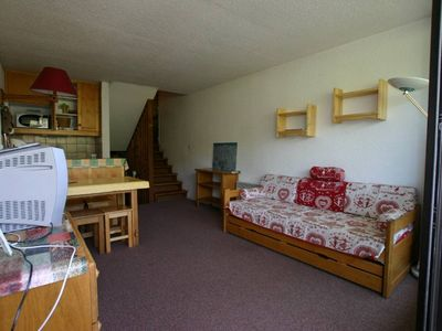 Apartment in BRELIN, the slopes