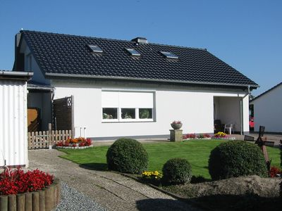 Holiday home Erika - 200 mtr to the green beach, directly behind the dike