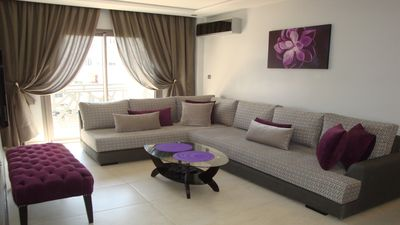 Luxurious Apt 2 Rooms at Centre. Modern, High standing, Bright,Balcony,WiFi,TRAM