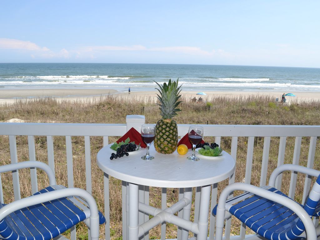 Oceanfront W Pool Great Rates Reviews Homeaway Windy Hill