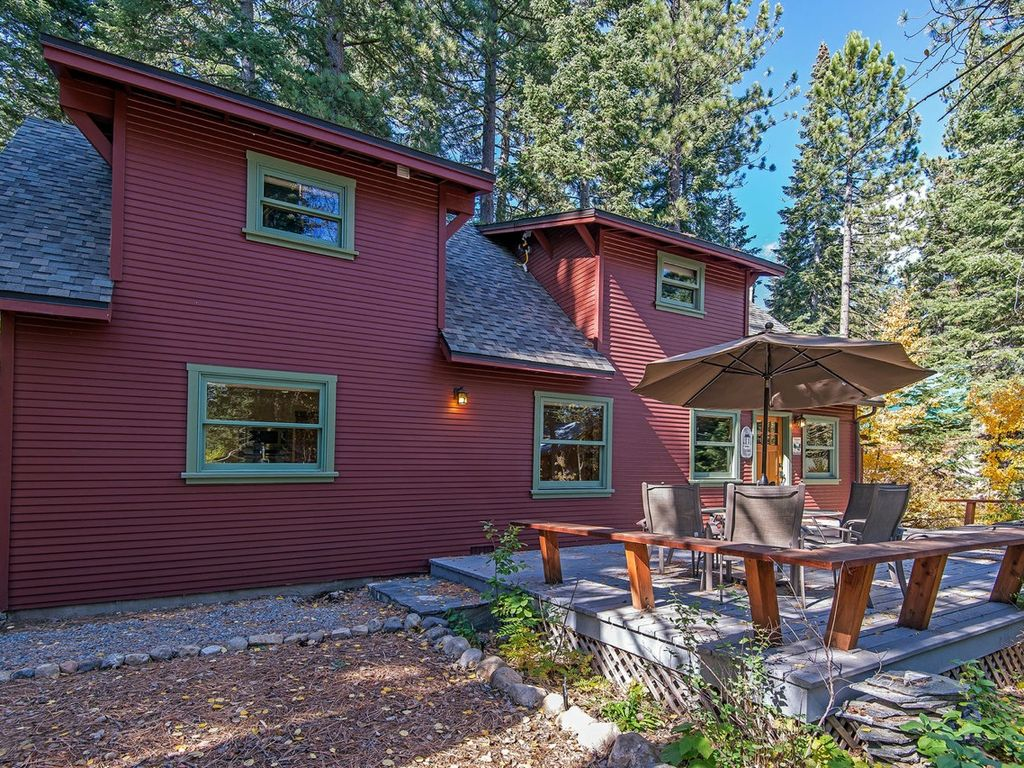 an overview of lake tahoe on the west coast Tahoe mountain realty  there are so many different forms of home ownership at lake tahoe: old tahoe cabins, lakeview homes, golf course estates, ski-in/ski-out .