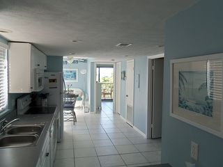 Manasota Key condo photo - Condo # 121 - Kitchen Area