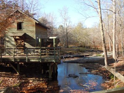 "The Beautiful ""Grist Mill"""