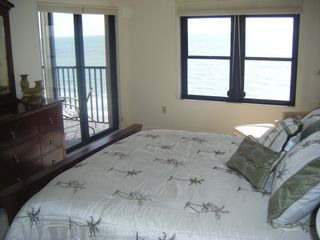 View from your bed - Indian Rocks Beach condo vacation rental photo