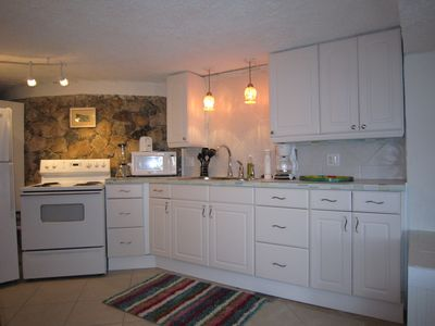 Completely remodeled Kitchen with Microwave