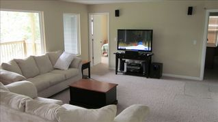 La Follette cabin photo - 50-inch plasma with DVD, surround sounds, and X-box 360. Cabin has 7 TVs.