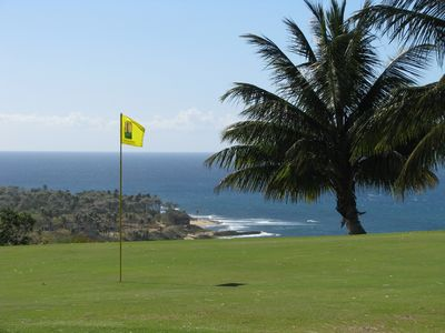 Punta Boriquen Golf Course -7 min from Condo- Play and Enjoy the Atlantic View
