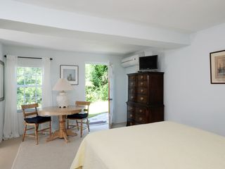 Governor's Harbour cottage photo - First Floor Bedroom with Door to Garden
