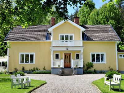 Real Swedish country house is ideal for large families