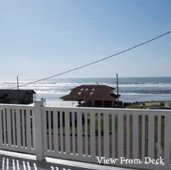 Lincoln City house photo - View From Deck