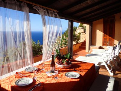 Beautiful apartments with stunning sea views.