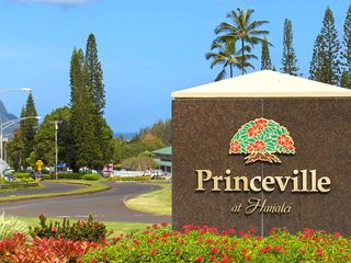 Princeville condo photo - Princeville at Hanalei entrance