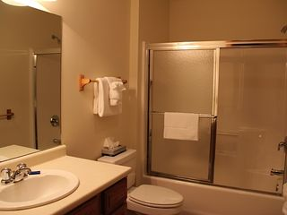 Jay Peak condo photo - Full bath