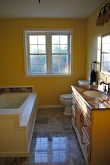 Hinsdale house photo - master bath