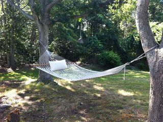 Montauk cottage photo - HAMMOCK
