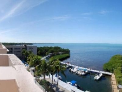 View of Florida Bay from Private Roofdeck