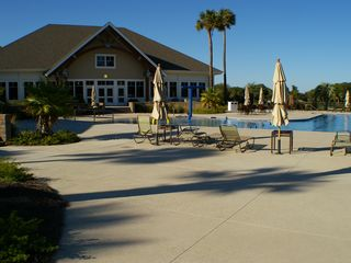 Seabrook Island condo photo - Lake House - Outdoor Pool