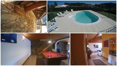 Casa da Ribeira (6-8 people) - Holiday in the countryside - Central Portugal