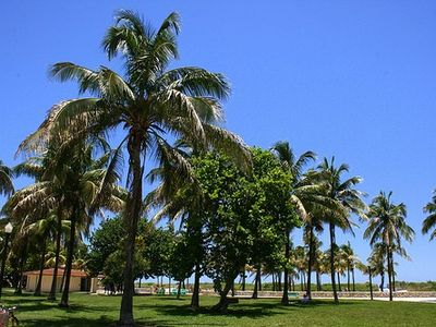 Lummus Park & Beach on Ocean short walk away