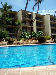 Lahaina condo photo - Sightings of the Unit are Available from Poolside.