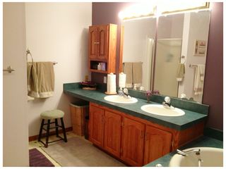 Moultonborough house photo - Master Bath