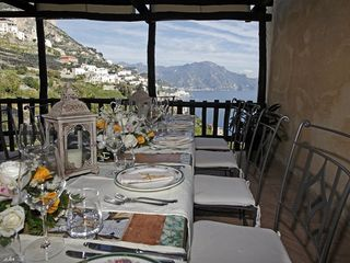 Amalfi villa photo