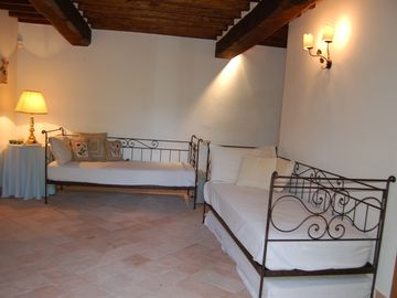 The Mezzanine Floor Bedroom