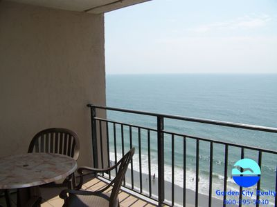 Garden City Beach condo rental