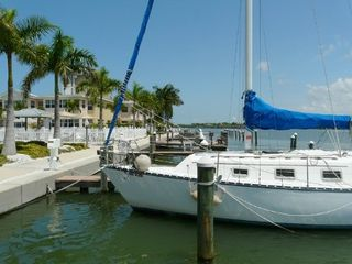 Indian Shores condo photo - Rental Boat on the Intercoastal Waterway