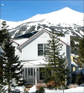 Breckenridge townhome rental - Fantastic Central Location in Breckenridge