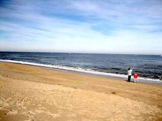 Kitty Hawk house photo - Wide sandy beach.
