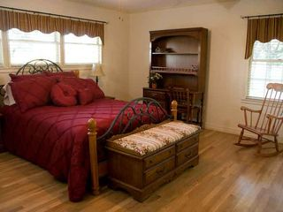 Waco house photo - Room A is furnished with colonial style furniture and has a private bathroom.