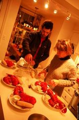 Kennebunkport house photo - Lobsterfest!